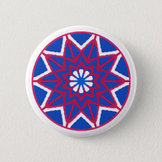 Bóton Redondo 5.08cm Quarto do botão de julho! Mostre seu orgulho!