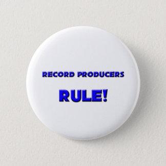 Bóton Redondo 5.08cm Regra gravada dos produtores!