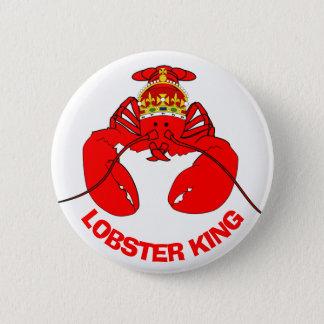 Bóton Redondo 5.08cm Rei da lagosta