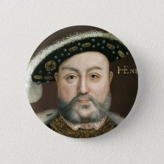 Bóton Redondo 5.08cm Rei Henry VIII