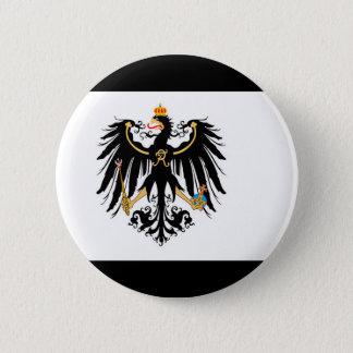 Bóton Redondo 5.08cm Reino Preussen estandarte de nacional