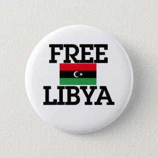 Bóton Redondo 5.08cm Revolução de Líbia