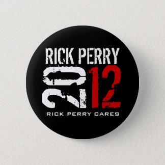 Bóton Redondo 5.08cm Rick Perry 2012