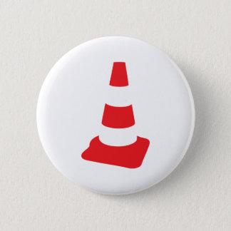 Bóton Redondo 5.08cm roadwork do cone do tráfego do roadmarker