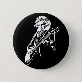 Bóton Redondo 5.08cm Rocha de Beethoven!