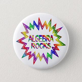 Bóton Redondo 5.08cm Rochas da álgebra