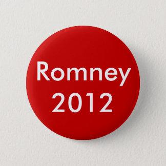 Bóton Redondo 5.08cm Romney 2012