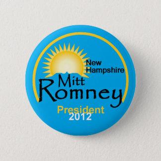 Bóton Redondo 5.08cm Romney NH