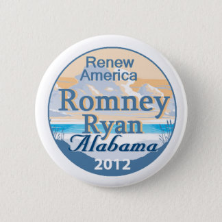 Bóton Redondo 5.08cm Romney Ryan
