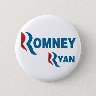 Bóton Redondo 5.08cm Romney - Ryan