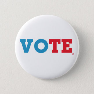 """Bóton Redondo 5.08cm Roteiro botão do bloco do """"VOTO"""" -"""