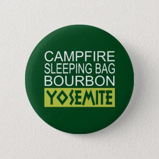 Bóton Redondo 5.08cm Saco de sono Bourbon da fogueira Yosemite