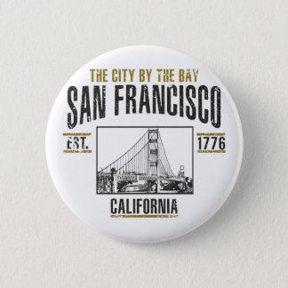 Bóton Redondo 5.08cm San Francisco