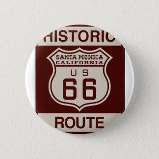 BÓTON REDONDO 5.08CM SANTAMONICA66