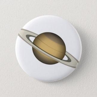 Bóton Redondo 5.08cm Saturn