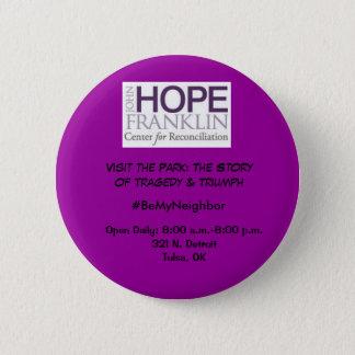 Bóton Redondo 5.08cm Seja meu botão do parque do vizinho JHFCR