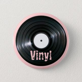Bóton Redondo 5.08cm Série gravada LP
