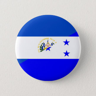 Bóton Redondo 5.08cm símbolo do país da bandeira de El Salvador