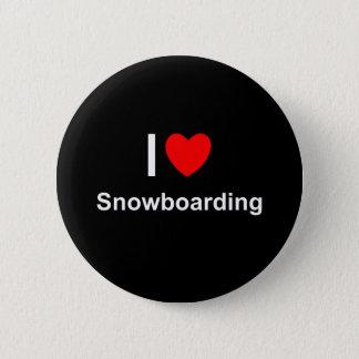 Bóton Redondo 5.08cm Snowboarding