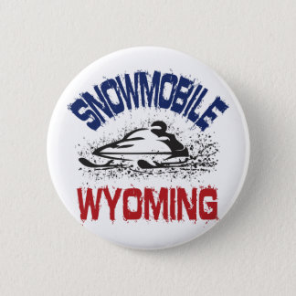 Bóton Redondo 5.08cm Snowmobile Wyoming