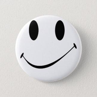 Bóton Redondo 5.08cm sorriso