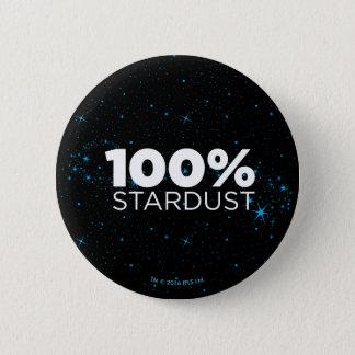 Bóton Redondo 5.08cm Stardust 100%