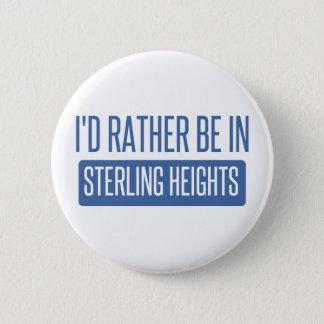 Bóton Redondo 5.08cm Sterling Heights