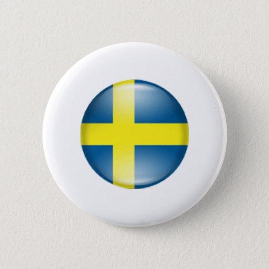 Bóton Redondo 5.08cm Suécia