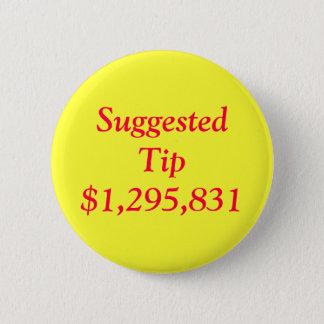 Bóton Redondo 5.08cm SuggestedTip$1,295,831
