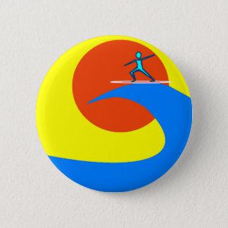 Bóton Redondo 5.08cm Surf
