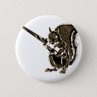 Bóton Redondo 5.08cm Switchy o esquilo