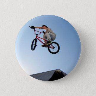 Bóton Redondo 5.08cm Tampo da mesa do conluio da bicicleta de BMX