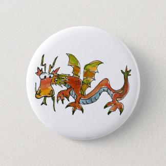 Bóton Redondo 5.08cm Thar seja dragões
