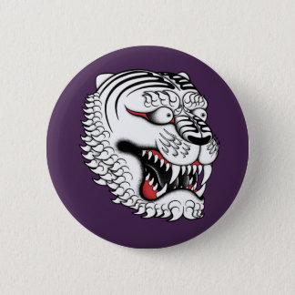 Bóton Redondo 5.08cm tigre