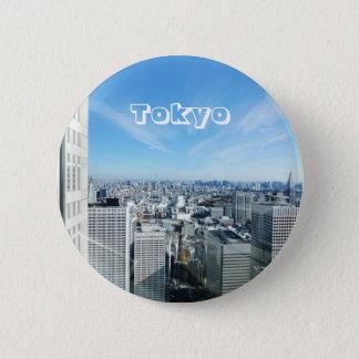Bóton Redondo 5.08cm Tokyo, Japão