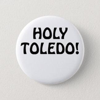 Bóton Redondo 5.08cm Toledo santamente