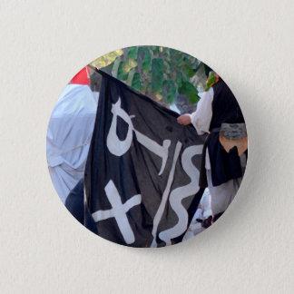 Bóton Redondo 5.08cm tomada abaixo da imagem do poster da bandeira de