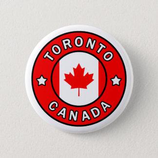Bóton Redondo 5.08cm Toronto Canadá
