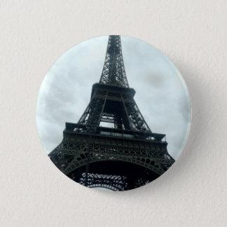 Bóton Redondo 5.08cm Torre Eiffel