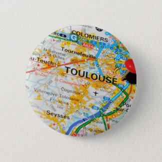 Bóton Redondo 5.08cm Toulouse, France