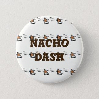 Bóton Redondo 5.08cm Traço do Nacho