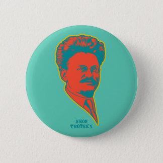 Bóton Redondo 5.08cm Trotsky de néon