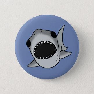 Bóton Redondo 5.08cm Tubarão parvo
