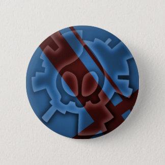 Bóton Redondo 5.08cm Últimos Res0rt - Pin do Andromeda