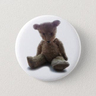 Bóton Redondo 5.08cm Urso de ursinho do vintage