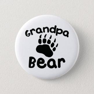 Bóton Redondo 5.08cm Urso do vovô