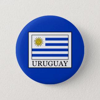 Bóton Redondo 5.08cm Uruguai