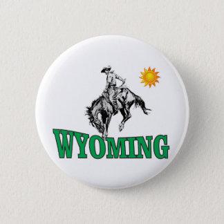Bóton Redondo 5.08cm Vaqueiro de Wyoming