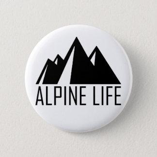 Bóton Redondo 5.08cm Vida alpina