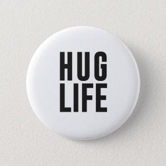 Bóton Redondo 5.08cm Vida do abraço